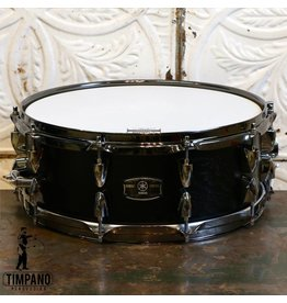 Yamaha Yamaha Live Custom Oak Black Wood Snare Drum 14X5.5in