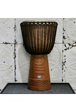 GMP GMP Djembe Pro Series 60cm (Horn of War Carving)