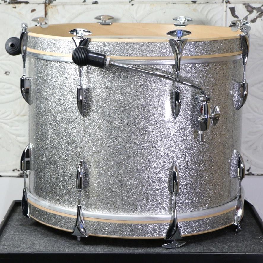 Sonor Sonor Vintage Drum Kit 20-12-14in - Silver Glitter