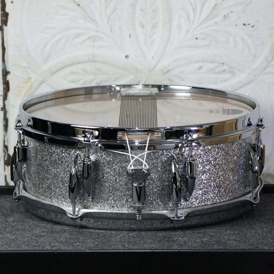 Sonor Sonor Vintage Snare Drum 14X5in - Silver Glitter