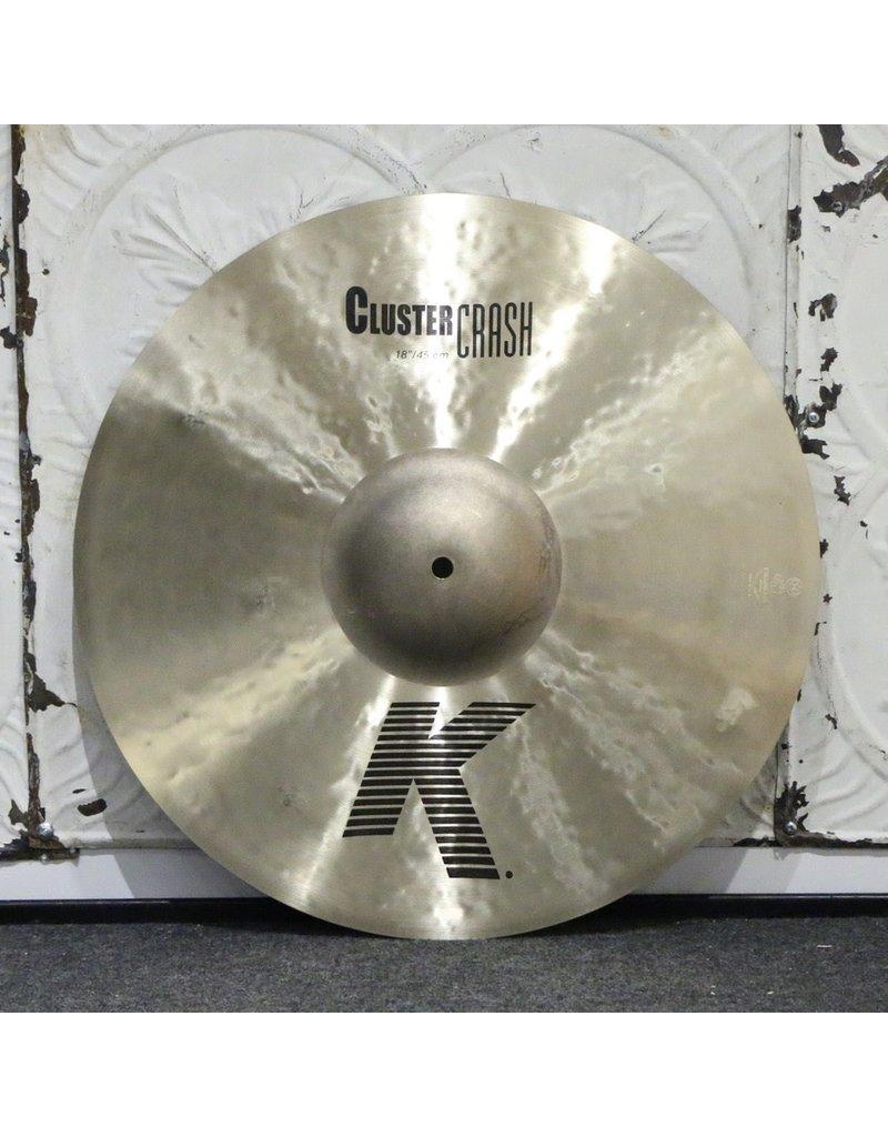 Zildjian Zildjian K Cluster Crash Cymbal 18in (1354g)