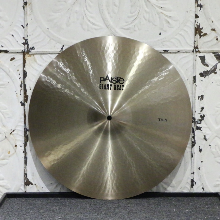 Paiste Paiste Giant Beat Thin Crash/Ride Cymbal 18in (1178g)