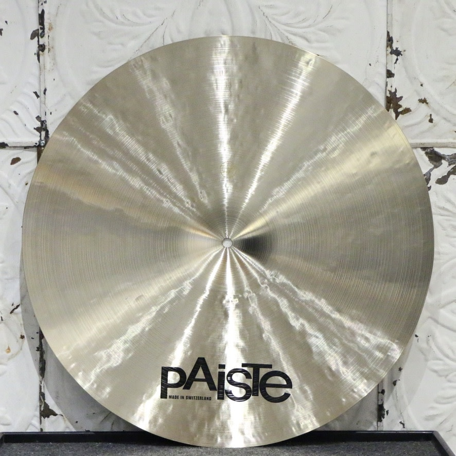 Paiste Paiste Masters Thin Cymbal 22in (2118g)
