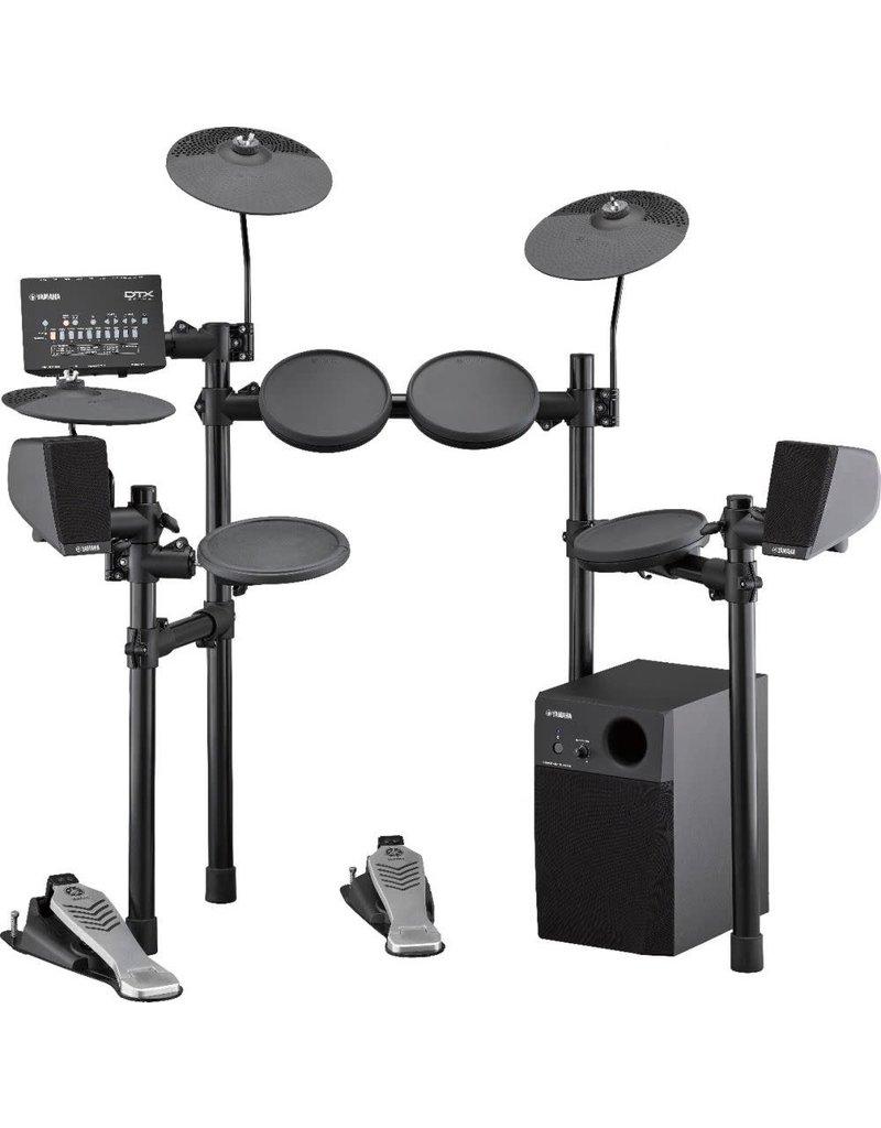Yamaha Yamaha DTX402K Electronic Drumkit with MS45DR speakers