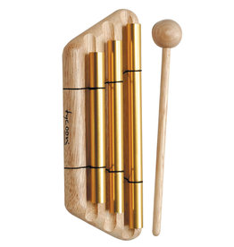 Tycoon Percussion Tycoon Chimes 3 Gold Plated