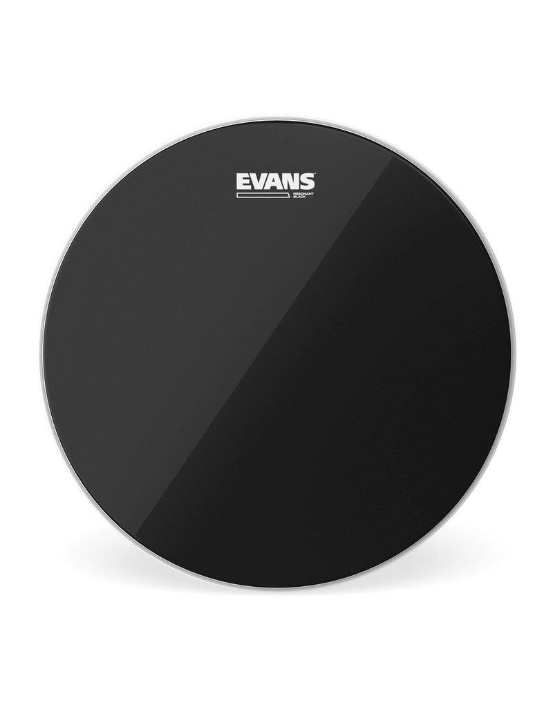 Evans Evans Resonant Black Head 10in