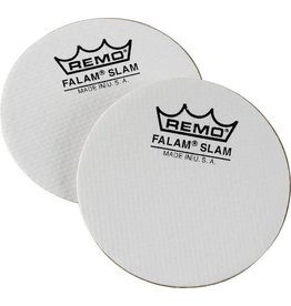 Remo Remo Bass Drum Patch Falam 4in (pack of 2)
