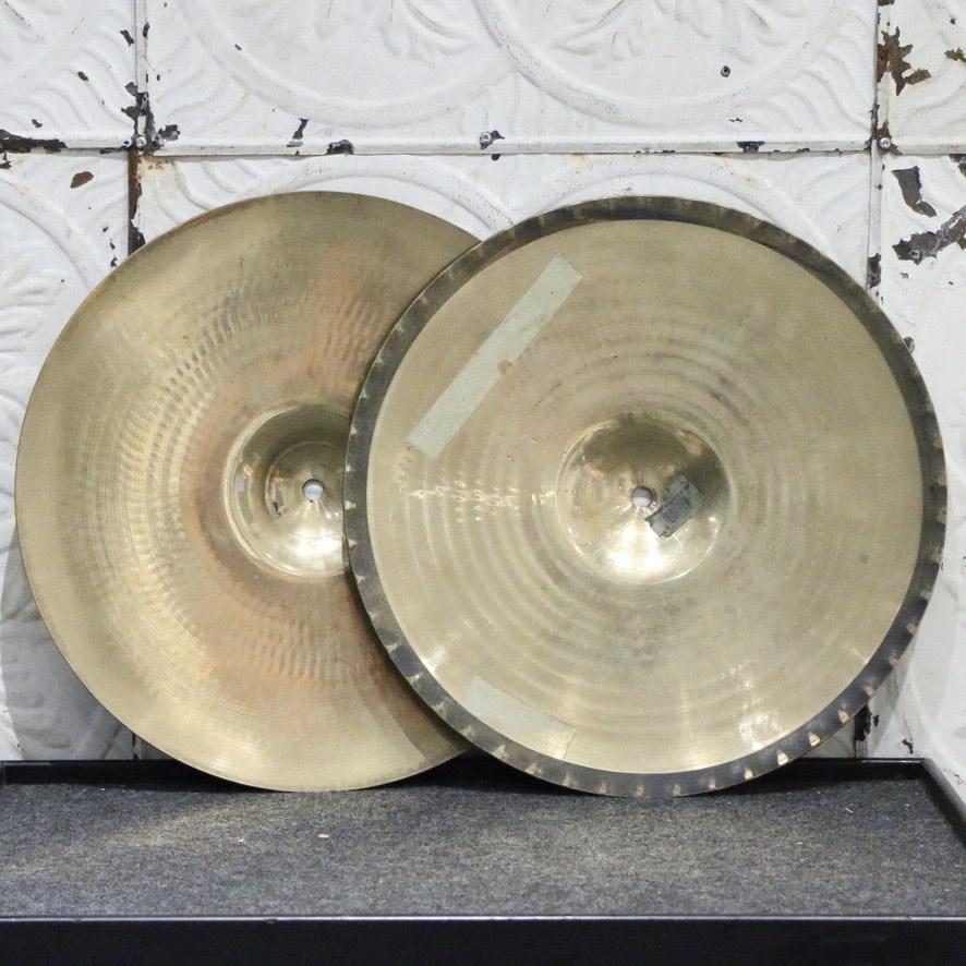 Zildjian Used Zildjian A Custom Mastersound Hi-Hats 15in (1216/1686g)