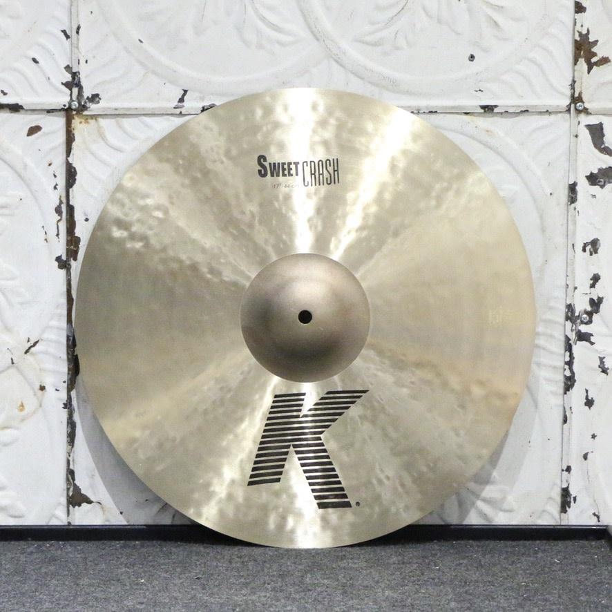 Zildjian Zildjian K Sweet Crash Cymbal 17in (1128g)