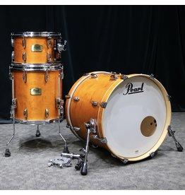 Pearl Used Pearl Session Studio Classic Drumkit 20-12-14in - Liquid Amber Matte