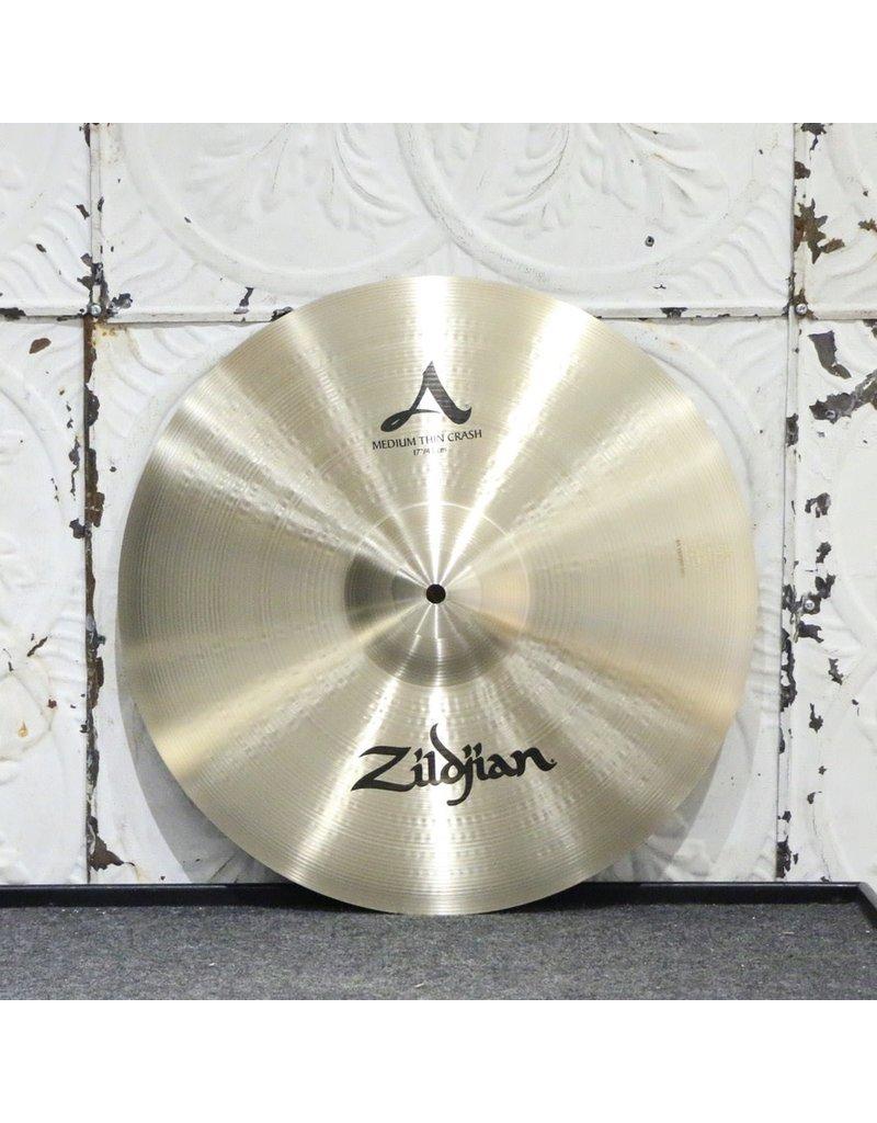 Zildjian Zildjian A Medium Thin Crash Cymbal 17in (1134g)