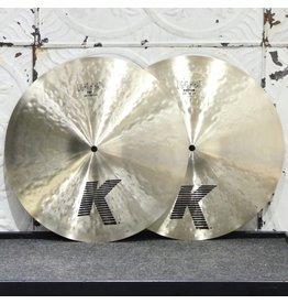 Zildjian Zildjian K Light Hi-Hat Cymbals 15in (1118/1352g)