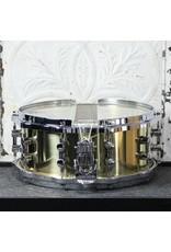 Sonor Sonor ProLite Brass Snare Drum 14X6in - Die-Cast Hoops