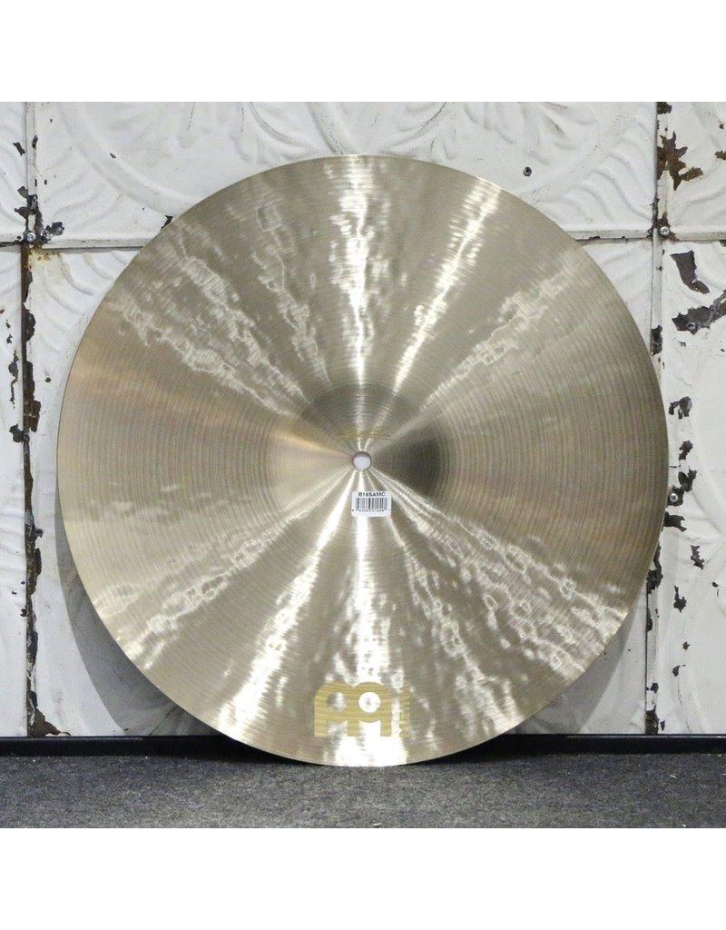 Meinl Meinl Byzance Vintage Sand Medium Crash Cymbal 18in (1354g)