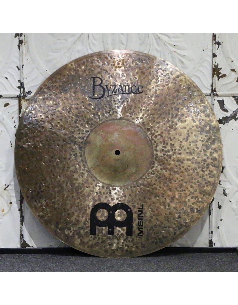 Meinl Meinl Byzance Raw Bell Ride Cymbal 20in (2538g)