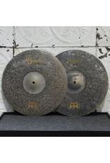 Meinl Meinl Byzance Extra Dry Medium Thin Hi-Hats 15in