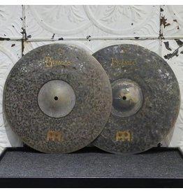 Meinl Meinl Byzance Extra Dry Medium Thin Hi-Hats 15in (850/1378g)