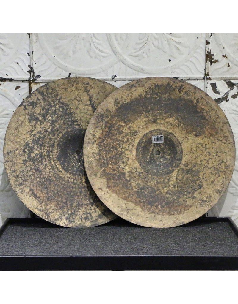 Meinl Meinl Byzance Vintage Pure Hi-Hats 16in (1010/1470g)