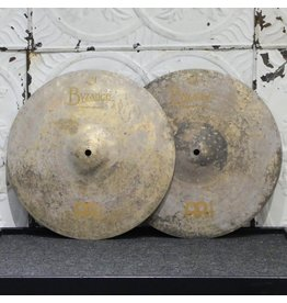 Meinl Meinl Byzance Vintage Pure Hi-Hats 14in (976/1206g)