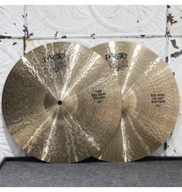 Paiste Paiste 2002 Big Beat Hi-Hats 16in (950/1146g)