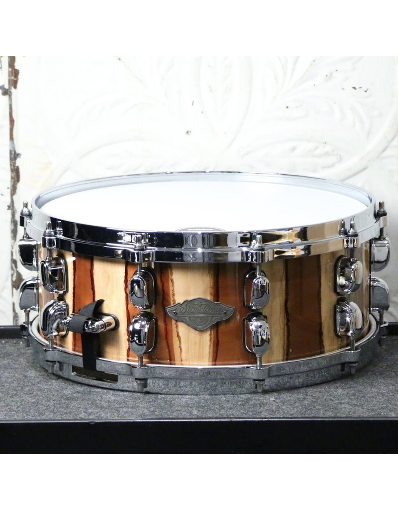 Tama Tama Starclassic Performer Snare Drum 14X5.5in - Caramel Aurora