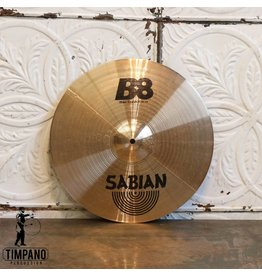 Sabian Used Sabian B8  Thin Crash Cymbal 16in