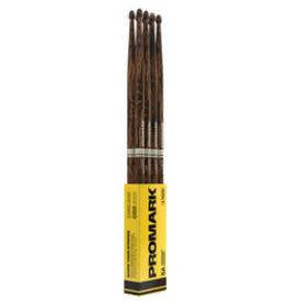 Promark 4 paires of Promark Firegrain Rebound 5A Drum Sticks