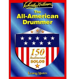 Alfred Music The All American Drummer - Charley Wilcoxon