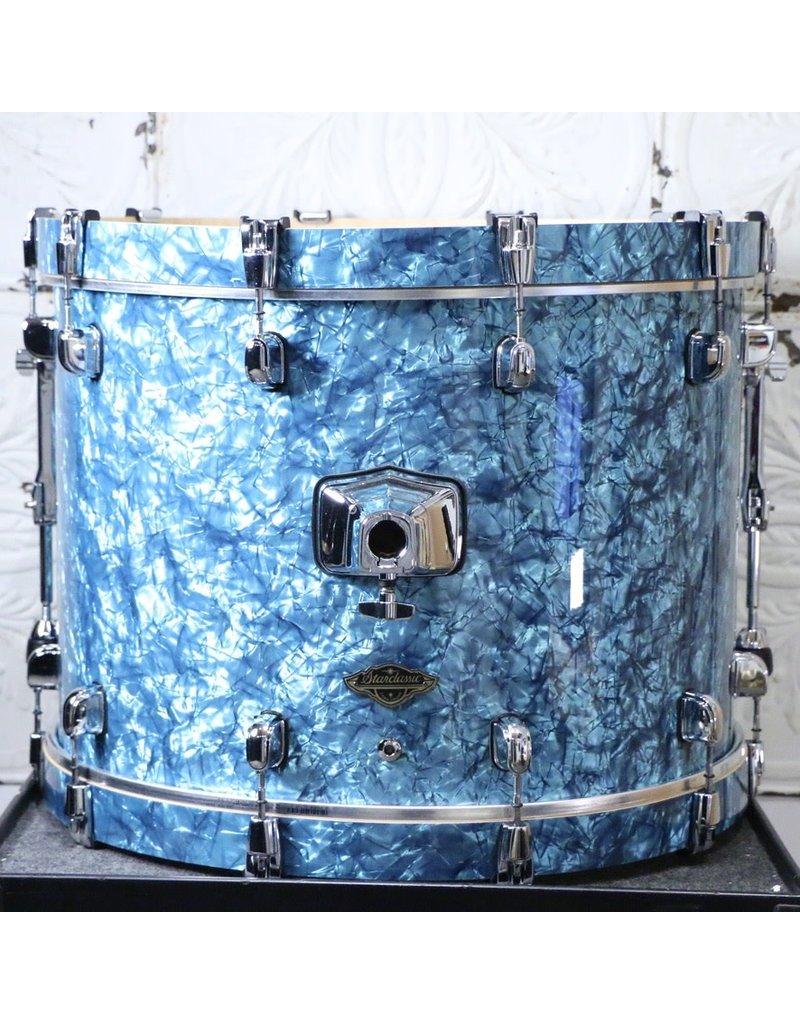 Tama Batterie Tama Starclassic Walnut/Birch 22-10-12-14-16po - Turquoise Pearl