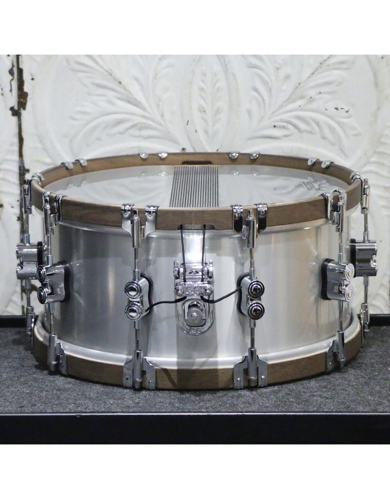 Pacific Used PDP Concept Select Seamless Aluminum Snare Drum 14X6.5in