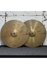 Meinl Used Meinl Profile Volcanic Rock Hi-Hat Cymbals 14in (1078/1318g)