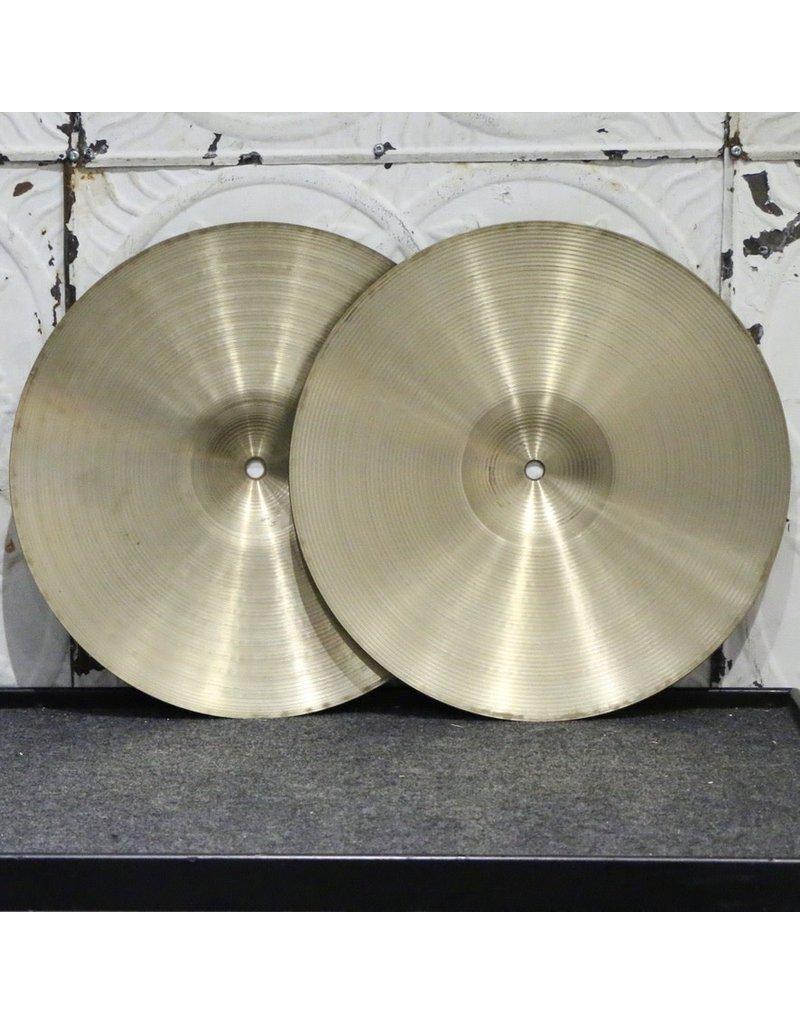 Zildjian Used Zildjian A New Beat Hi-Hat Cymbals 14in (1152/1378g)
