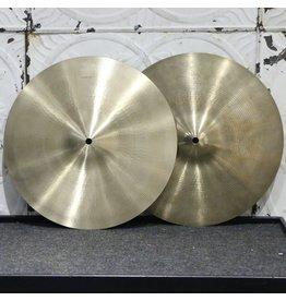 Zildjian Used Zildjian A New Beat Hi-Hat Cymbals 14in (936/1360g)