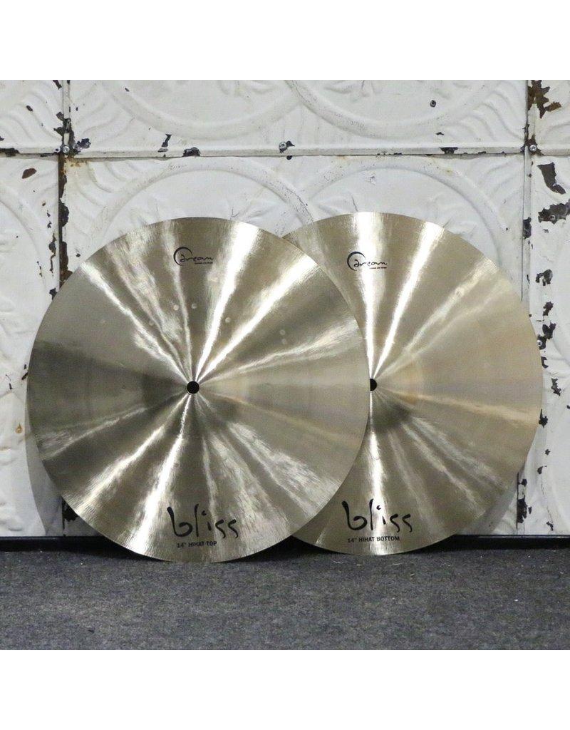 Dream Dream Bliss Hi-Hat Cymbals 14in (802/1000g)