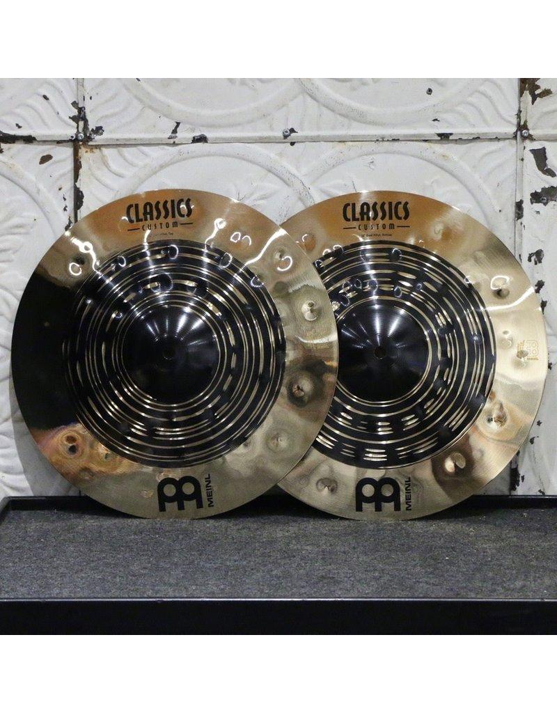 Meinl Meinl Classics Custom Dual Hi-Hat Cymbals 14in (923/1244g)
