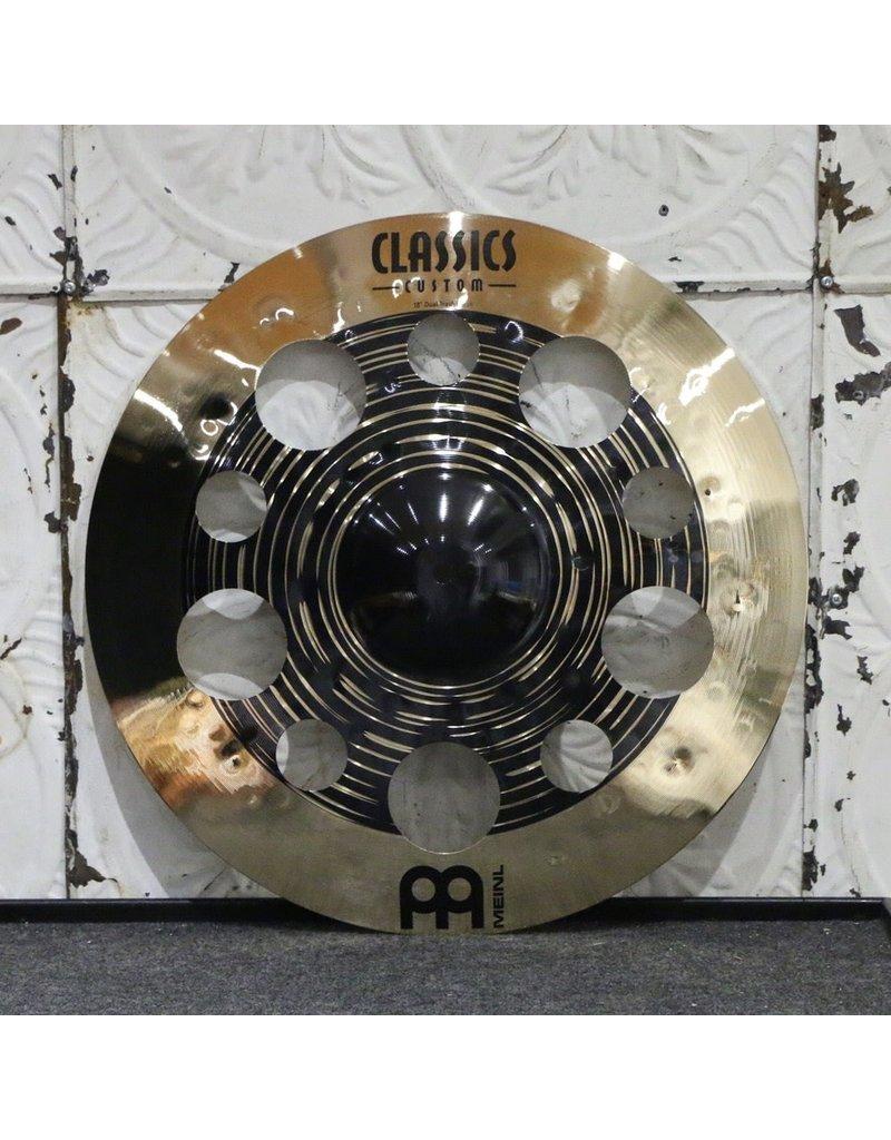 Meinl Meinl Classics Custom Dual Trash Crash Cymbal 18in (1118g)
