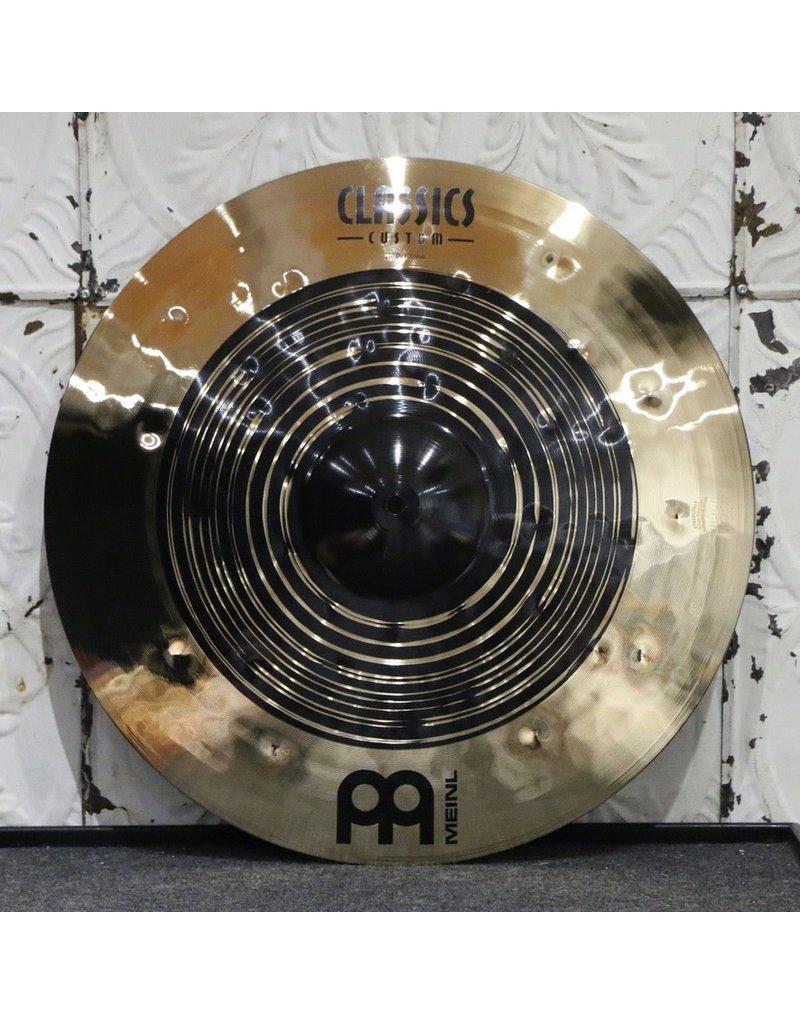 Meinl Meinl Classics Custom Dual Crash Cymbal 20in (1750g)