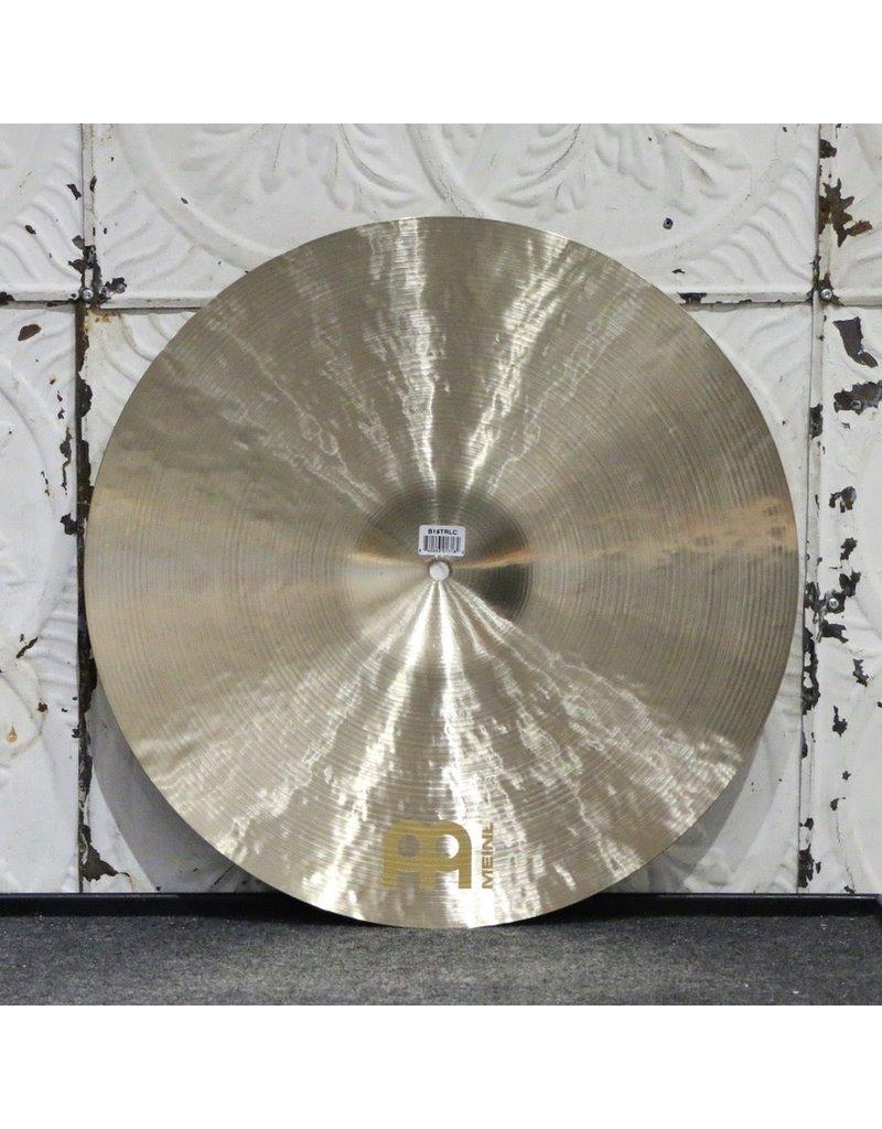 Meinl Meinl Byzance Jazz Tradition Light Crash Cymbal 18in (1172g)