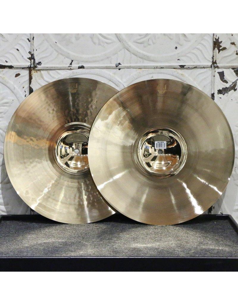 Meinl Meinl Pure Alloy Custom Medium Thin Hi-hats15in (1104/1248g)