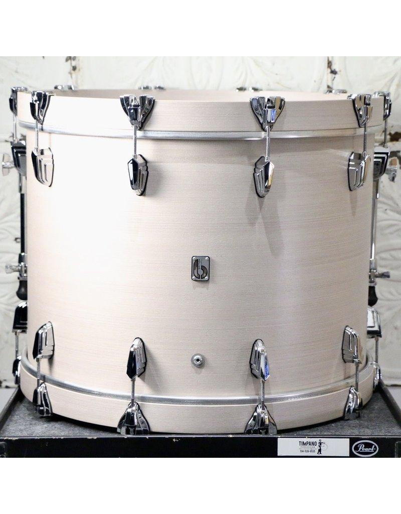 British Drum Co Legend Drum Kit 22-12-16in - Whitechapel Satin