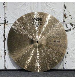 Paiste Paiste 2002 Big Beat Crash/Ride Cymbal 19in (1472g)
