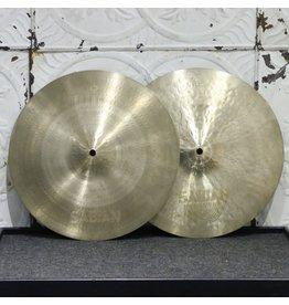 Sabian Used Sabian Paragon Hi-Hat Cymbals 14in (1032/1478g)