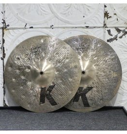 Zildjian Zildjian K Custom Special Dry Hi-Hat Cymbals 14in (950/1340g)