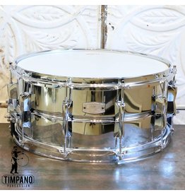 Yamaha Caisse claire Yamaha Stage Custom Stainless Steel 14X6.5po