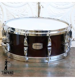 Yamaha Yamaha Absolute Maple Hybrid Walnut Snare Drum 14X6in