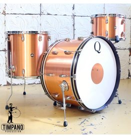 Q Drum Company Q Drum Copper Drum Kit 24-13-16in