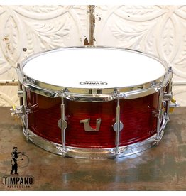 Unix Unix Steambent Oak Snare Drum 14X5.5in