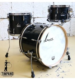 Sonor Sonor Vintage Drum Kit 20-12-14in - Black Slate