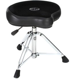 Roc-N-Soc Roc-N-Soc Nitro Original Hydraulic Drum Throne  - Black