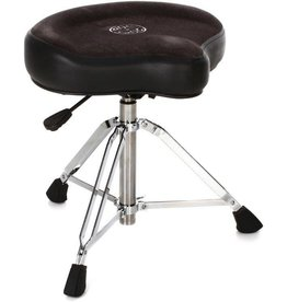 Roc-N-Soc Roc-N-Soc Nitro Original Hydraulic Drum Throne  - Grey